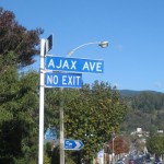 Ajax Avenue - No Exit