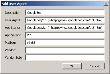 Using GoogleBot's User Agent In Your Advantage