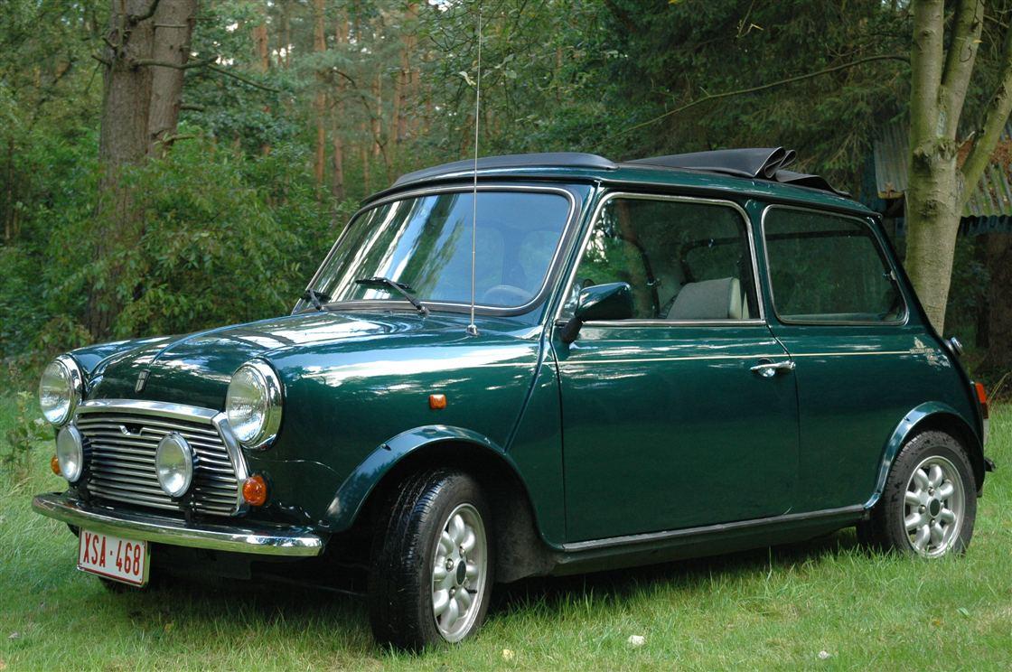 Selling A Classic Mini British Open (Special Edition)