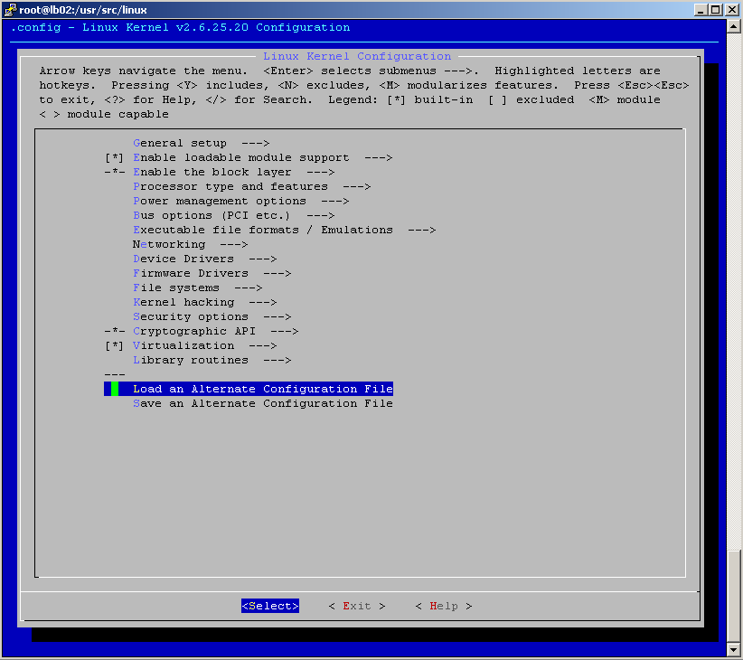 Compile a (CentOS) Kernel And IPTables With TPROXY Support
