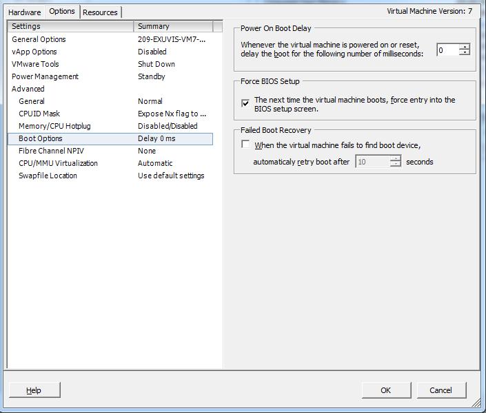 Ubuntu 9 10 with VMware Convertor: GrubInstaller failed - /vmware