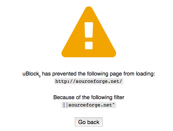ublock_sourceforge_block