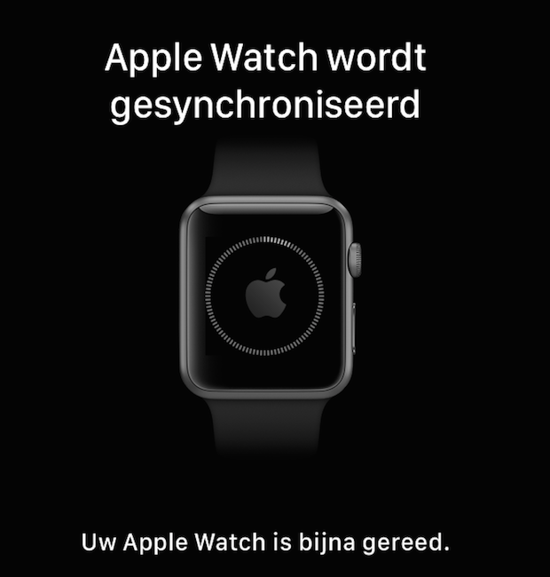Set up your Apple Watch