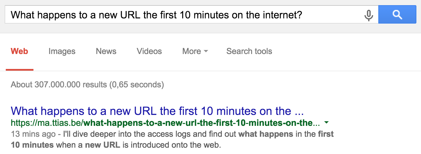 google_indexed_results_10_minutes