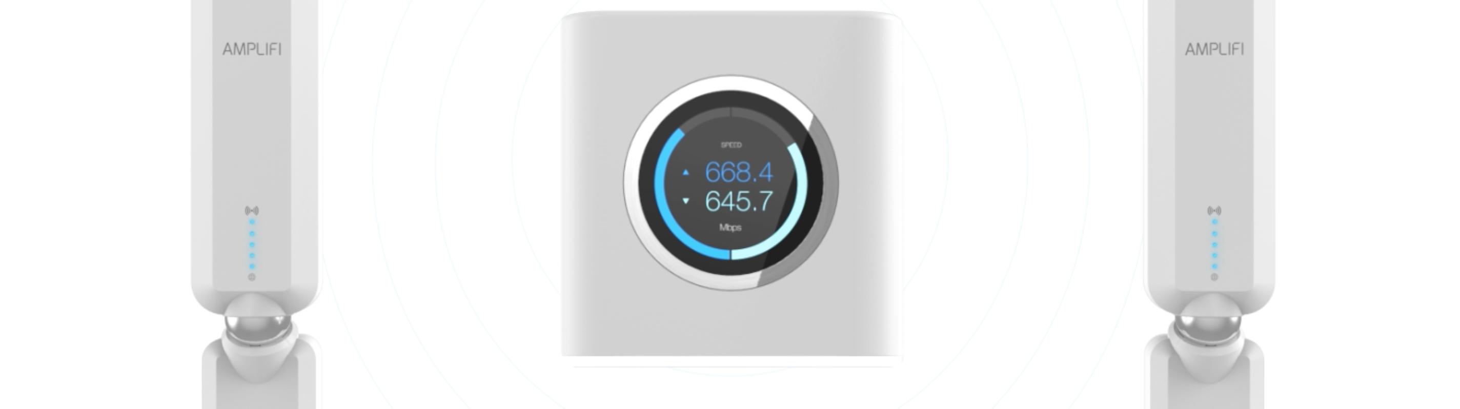 Review: Ubiquiti's Amplifi HD, mesh WiFi networking done right?