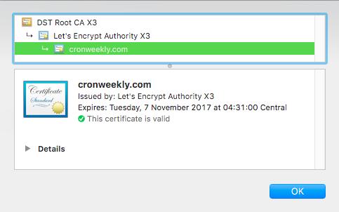 security Archives — ma ttias be