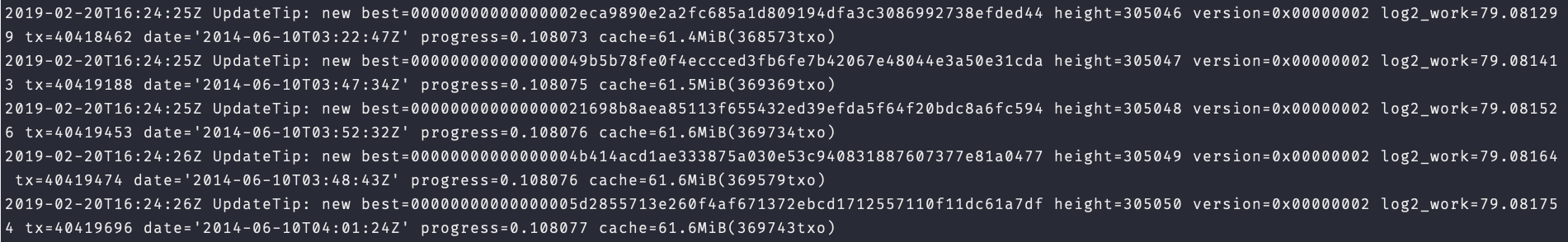 Enable the RPC JSON API with password authentication in Bitcoin Core